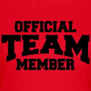 Official Team Member T-Shirts - Women's T-Shirt