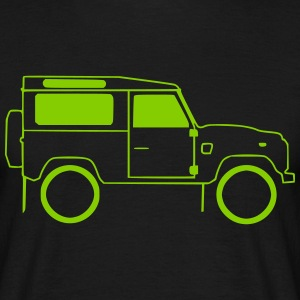Defender T90 T-Shirts - Men's T-Shirt