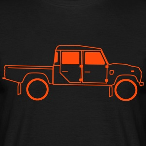 Defender 130 T-Shirts - Men's T-Shirt