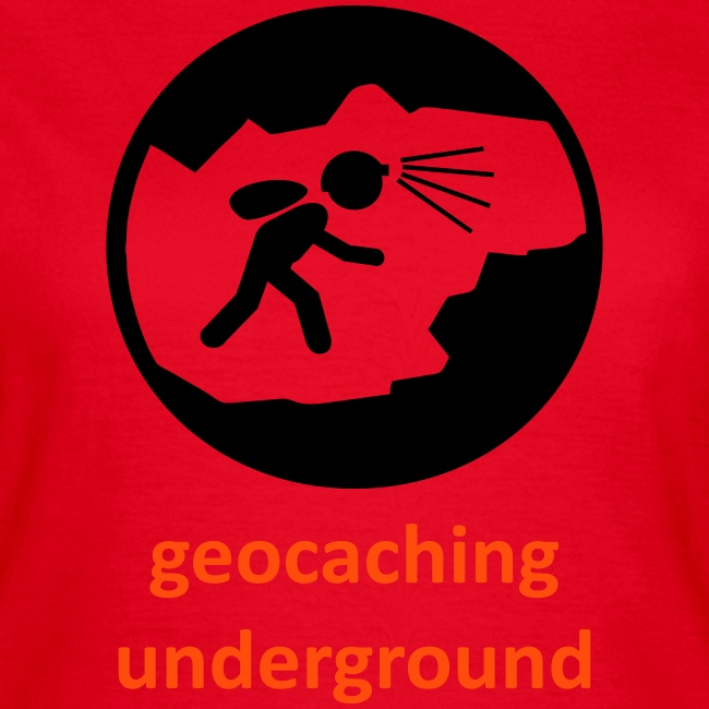 geocaching underground ladies