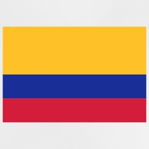 Nationale Vlag van Colombia Shirts - Baby T-shirt