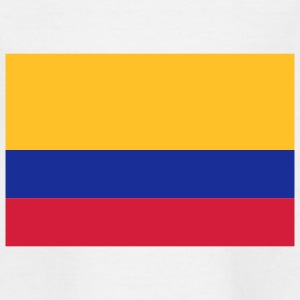 Nationale Vlag van Colombia Shirts - Teenager T-shirt