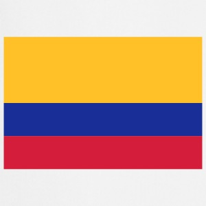 National Flag Colombia Forklæder - Forklæde