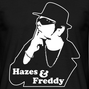 Hazes &  - Men's T-Shirt