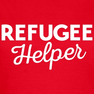 Refugee helper T-Shirts - Women's T-Shirt