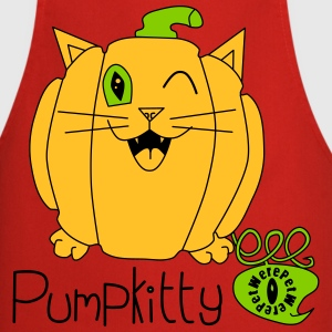 Pumpkitty  Aprons - Cooking Apron