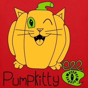 Pumpkitty Bags & Backpacks - Tote Bag