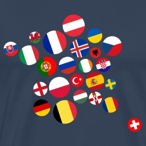 Europe France Tee shirts - T-shirt Premium Homme