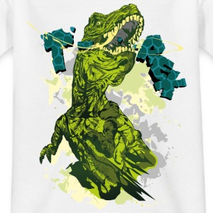Animal Planet T-shirt tonåring Tyrannosaurus rex - T-shirt tonåring