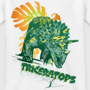 Animal Planet Kids T-Shirt Triceratops - Kids' T-Shirt
