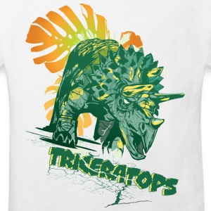 Animal Planet Kids T-Shirt Triceratops - Kids' Organic T-shirt