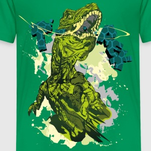 Animal Planet Kids T-Shirt Tyrannosaurus Rex - Kids' Premium T-Shirt