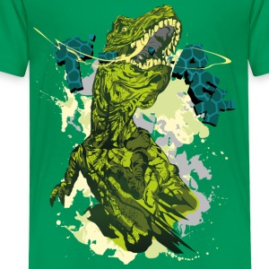Animal Planet T-skjorte for barn tyrannosaurus rex - Premium T-skjorte for barn
