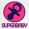 Superbaby Schnuller Symbol Baby T-Shirts - Baby T-Shirt