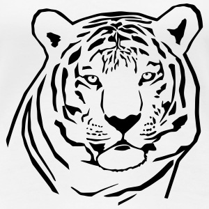 Tiger T-Shirts - Frauen Premium T-Shirt