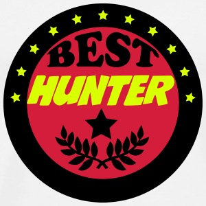 Best hunter T-Shirts - Männer Premium T-Shirt