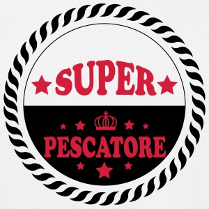 Super pescatore T-Shirts - Men's T-Shirt