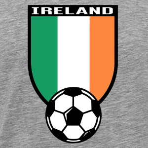 Ireland football fan shirt 2016 T-Shirts - Men's Premium T-Shirt