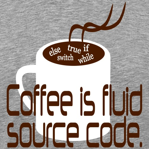 Coffee is source code
