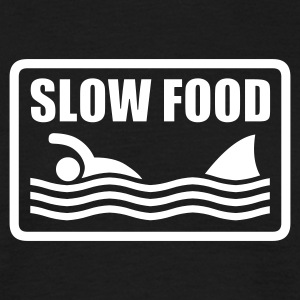 :: slow food :-: - Men's T-Shirt