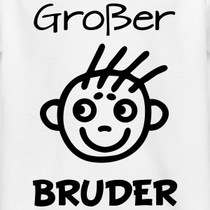 Großer Bruder T-Shirts - Teenager T-Shirt