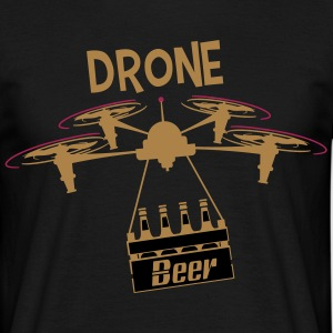 DRONE Beer Delivery T-Shirts - Men's T-Shirt