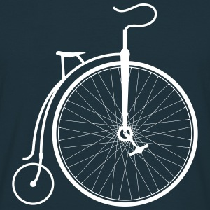 Old bicycle - Männer T-Shirt