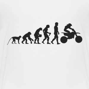 Evolution Motocross Shirts - Teenager Premium T-shirt