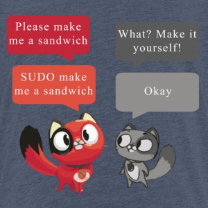 Make me a sandwich! Shirts - Kids' Premium T-Shirt