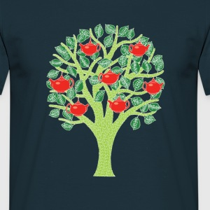 Men's 'Tea Tree' T-shirt - Men's T-Shirt