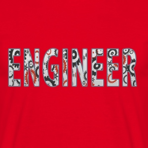 Engineer (Internal cogs) T-Shirts - Men's T-Shirt