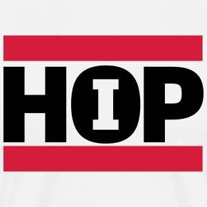 hiphop T-Shirts - Men's Premium T-Shirt