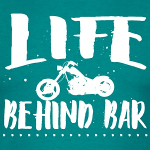 Life behind bar T-Shirts - Men's T-Shirt