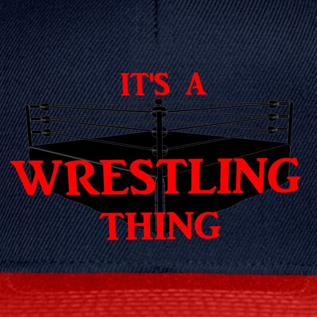 """Kappe """"It's a Wrestling thing"""""""