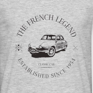 PANHARD Dyna Z FRENCH CAR Tee shirts - T-shirt Homme