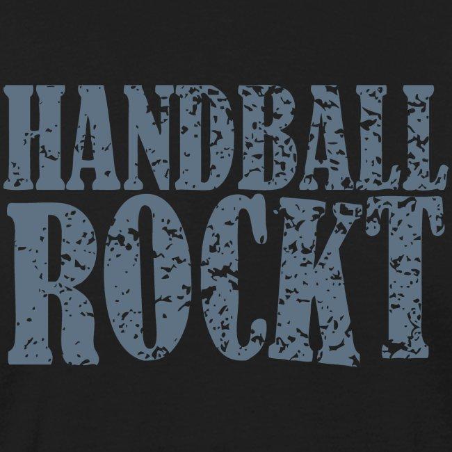 Handball rockt Männer-Shirt