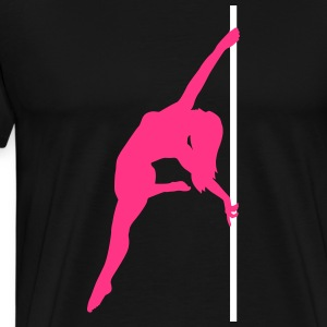 pole dancing T-Shirts - Men's Premium T-Shirt