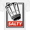Salty - Men's T-Shirt