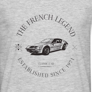 RENAULT ALPINE A310 FRENCH CAR - T-shirt Homme
