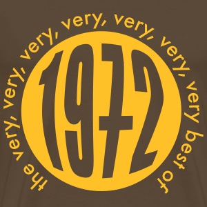 Very very very best of 1972 T-Shirts - Männer Premium T-Shirt
