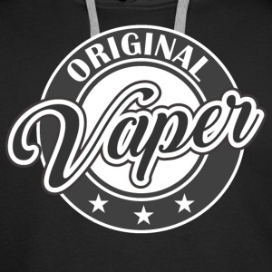 Vape Design Original vape Sweat-shirts - Sweat-shirt à capuche Premium pour hommes