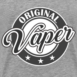 Vape Design Original vape T-Shirts - Men's Premium T-Shirt