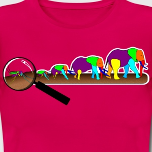 Evolution M-2-E pur - DIGITAL T-Shirts - Frauen T-Shirt