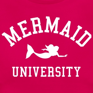 Mermaid University Camisetas - Camiseta mujer