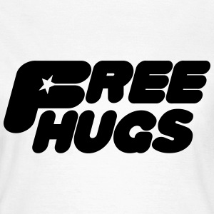 FREE HUGS T-Shirts - Frauen T-Shirt