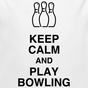 Bowling - Bowler - Strike - Sport - Game Baby Bodysuits - Longlseeve Baby Bodysuit