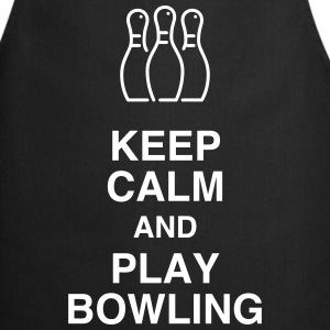 Bowling - Bowler - Strike - Sport - Game  Aprons - Cooking Apron