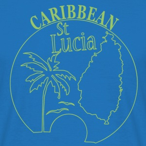 DOMINICA CARIBBEAN - T-shirt Homme