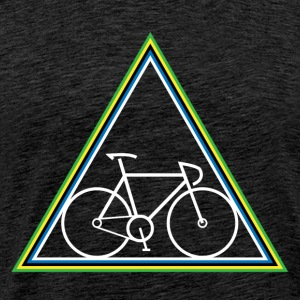 Hipster Fixie - Men's Premium T-Shirt