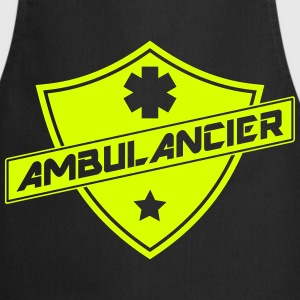 blason ambulancier Tabliers - Tablier de cuisine